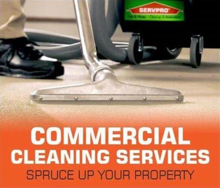 commerical cleaning supplies.