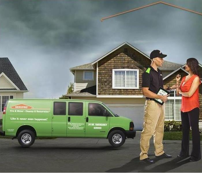 SERVPRO of Van Nuys North Fire Damage Professionals