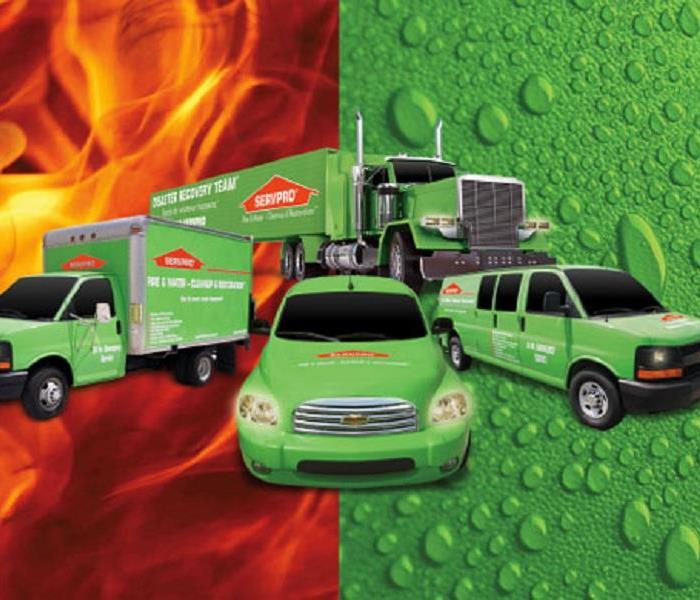 General For Immediate Service in Van Nuys, Call SERVPRO